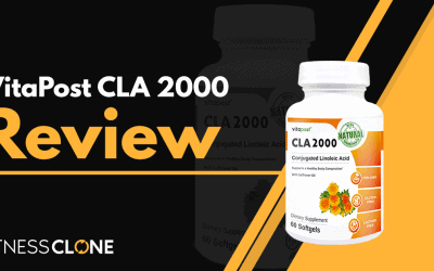 VitaPost CLA 2000 Review – A Supplement For Gaining Weight