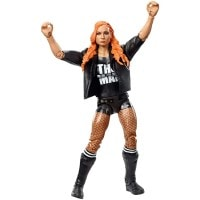 WWE Wrestlemania Becky Lynch action figure