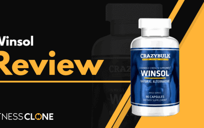 Winsol Review – A CrazyBulk Supplement For Mass And Strength