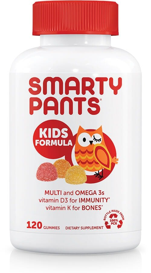 Kids Complete Gummy Vitamins, from Smarty Pants