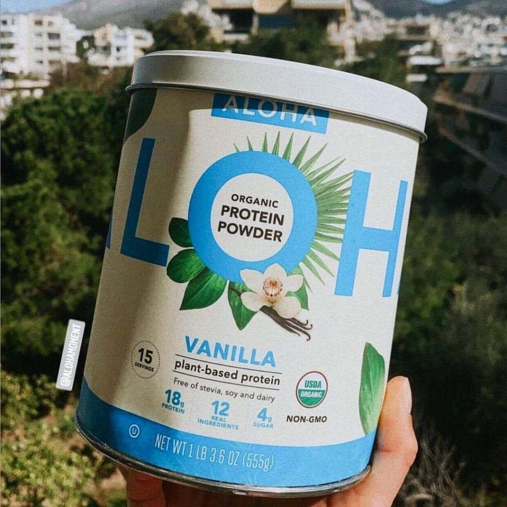 Aloha Protein Powder Benefits