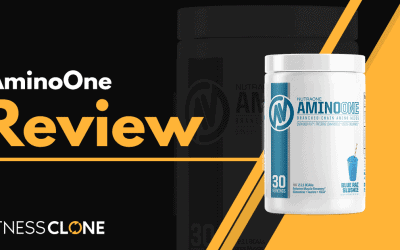 AminoOne Review – Is This NutraOne BCAA Supplement Right For You?