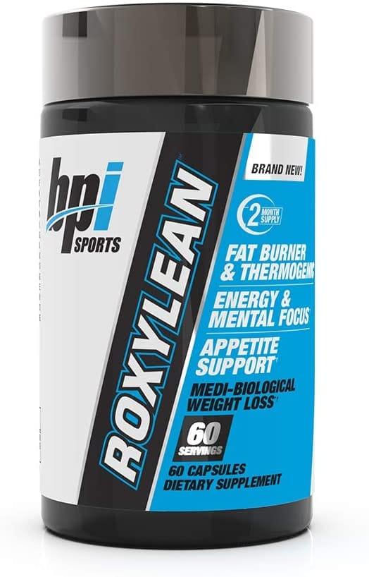 BPI Sports RoxyLean Bottle