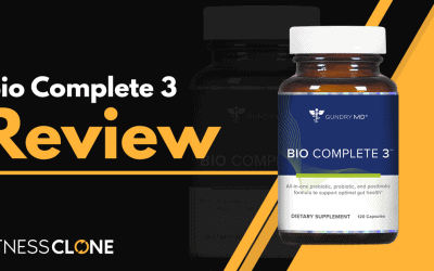Bio Complete 3 Review – Is This Gundry MD Gut Health Supplement Worth It?