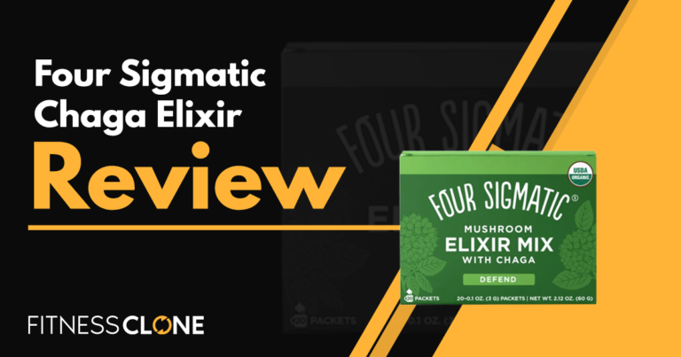 Four Sigmatic Chaga Elixir Review – Are Chaga Mushrooms Really Healthy?