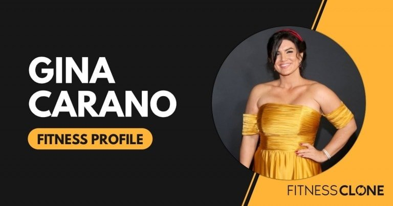 Gina Carano Workout and Diet