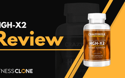 HGH-X2 Review – A Lean Mass And Strength Supplement By CrazyBulk