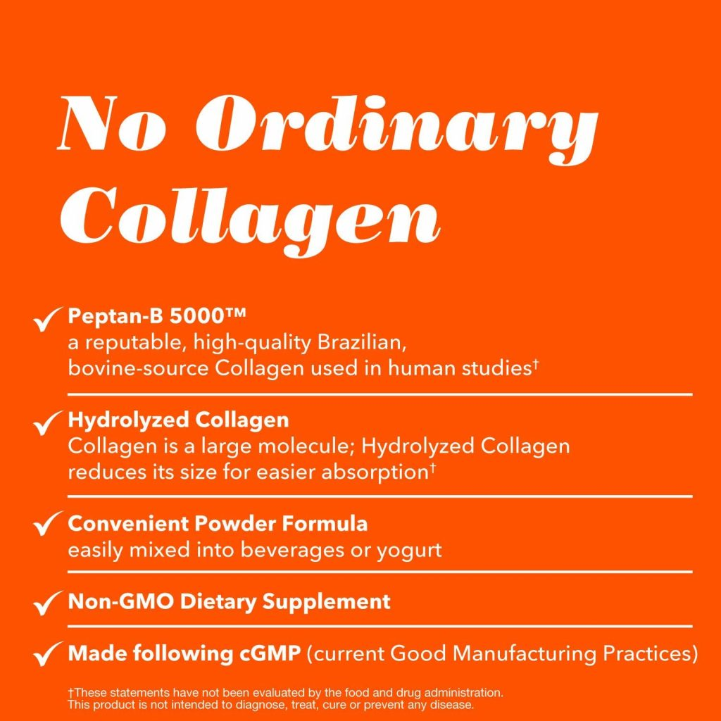 Collagen HX Differentiators