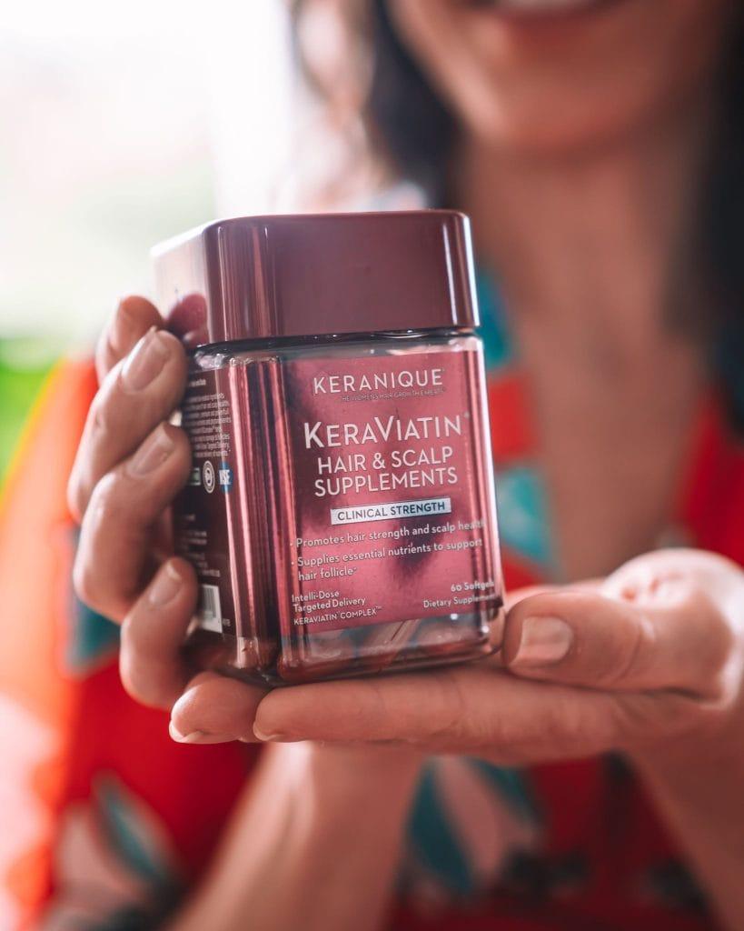 KeraViatin Hair Supplement
