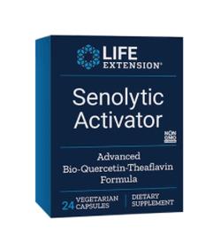 Life Extension Senolytic Activator