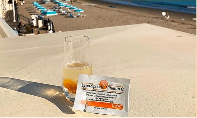 Lypo-Spheric Vitamin C Benefits