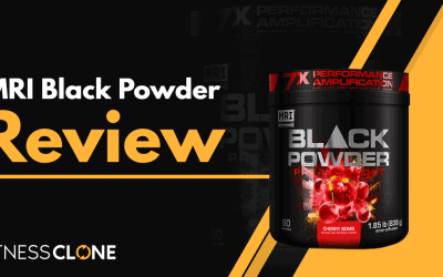 MRI Black Powder Review – Can This Pre-Workout Boost Your Energy