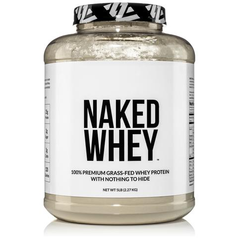 Naked Whey Bottle