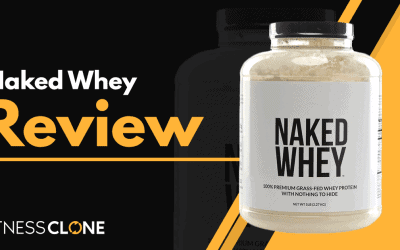 Naked Whey Review – Should This Be Your Protein Powder Of Choice?