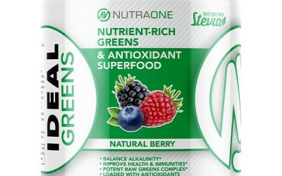 Ideal Greens Review – Should You Buy This NutraOne Superfood Supplement?