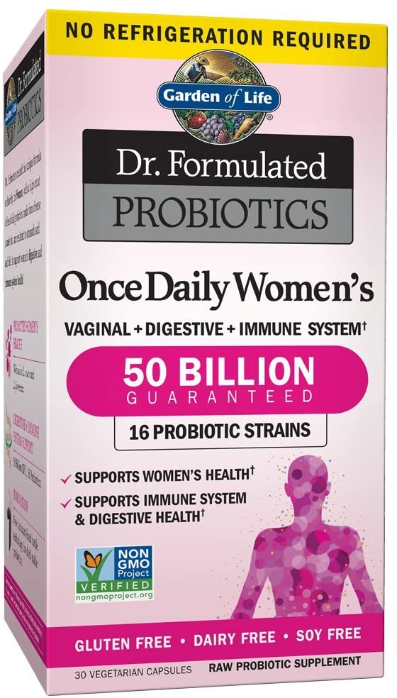 OnceDaily Women's Probiotic Supplement