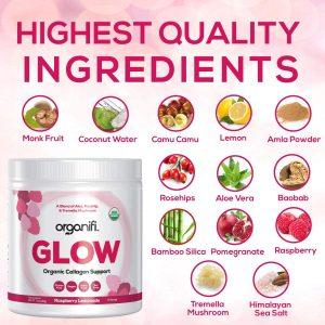 Organifi Glow Ingredients