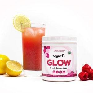 Organifi Glow And Fruits