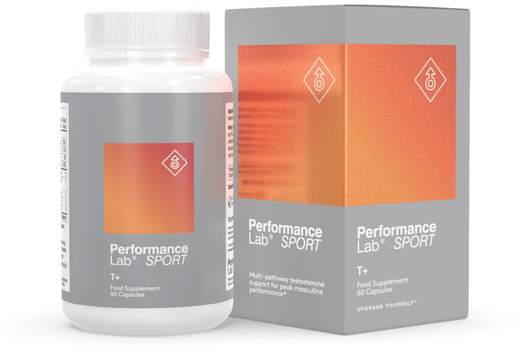 Performance Lab T-Booster Supplement