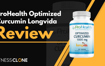 ProHealth Optimized Curcumin Longvida Review – Should You Use This Curcumin Supplement?