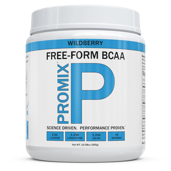 Promix BCAA Powder Wildberry