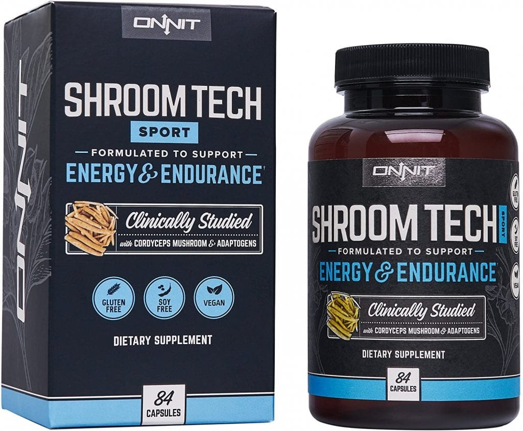 Shroom TECH Sport Supplement