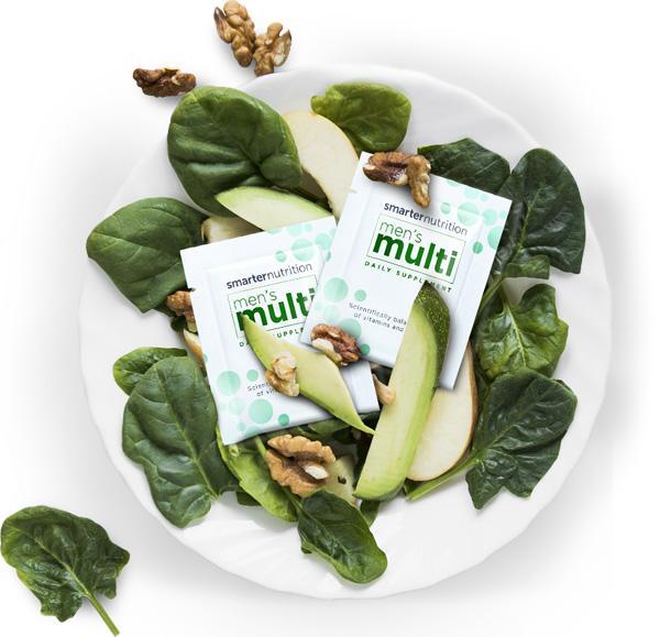 Smarter Multivitamin Greens