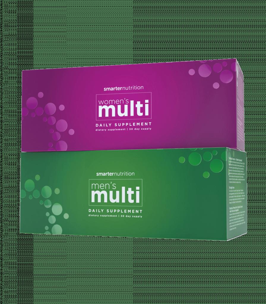 Smarter Multivitamin For Men And Women