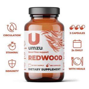 Umzu Redwood Benefits
