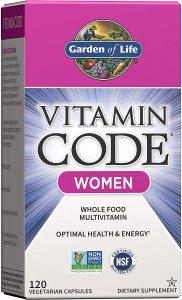 Vitamin Code from Garden of Life