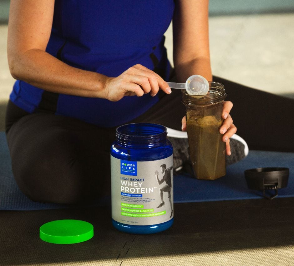What Is High Impact Whey Protein