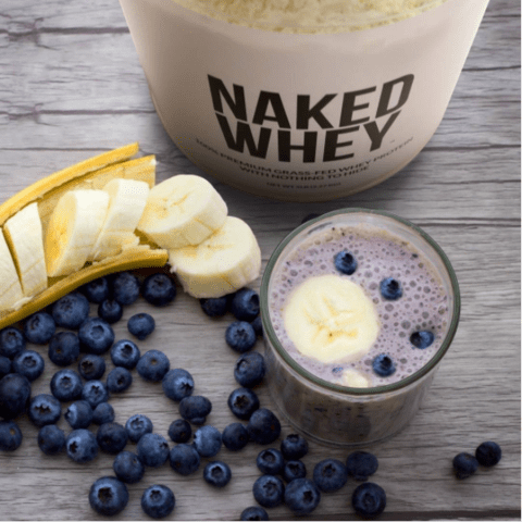 Naked Whey Benefits