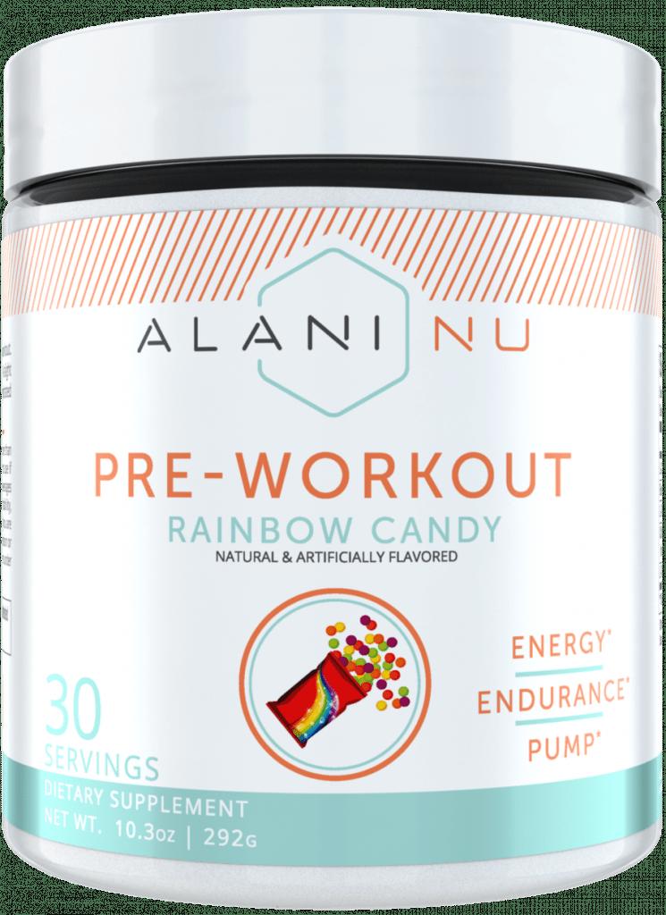 Alaninu Pre-Workout