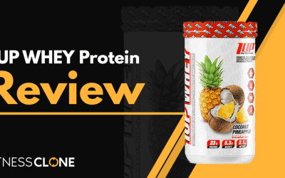 1UP WHEY Protein Review – Should You Use This Whey Powder?