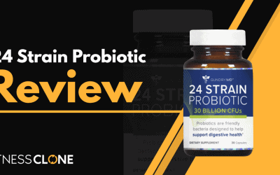 24 Strain Probiotic Review – Is This Gundry MD Supplement A Healthy Choice?