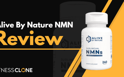 Alive By Nature NMN Review – Are These Supplements The Solution To Aging?