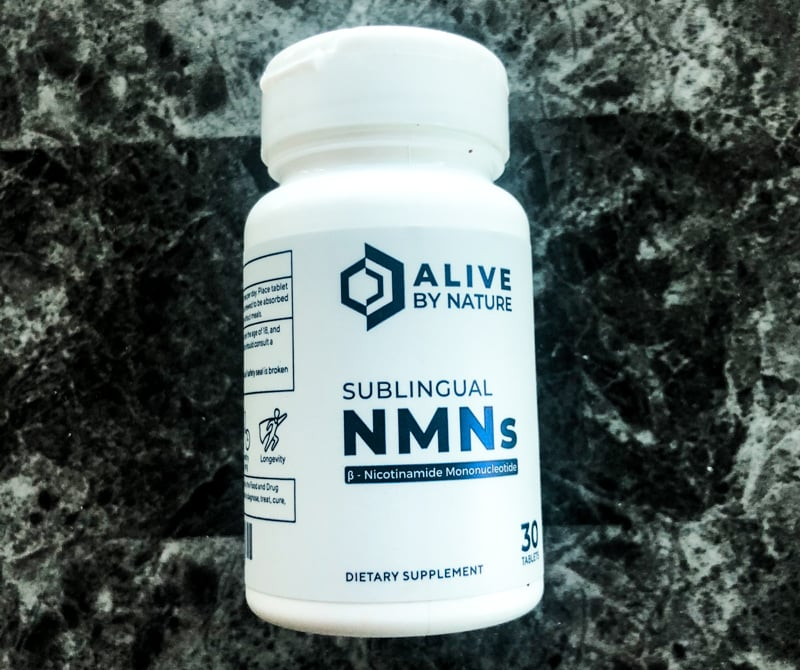Alive by Nature NMN Review