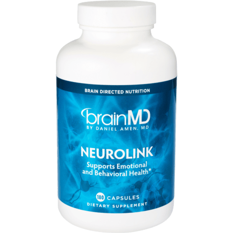 Brain MD NeuroLink Bottle