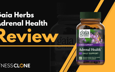 Gaia Herbs Adrenal Health Review – Is This Supplement Right For You?