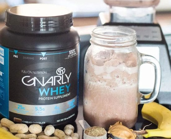 Gnarly Whey Bottle