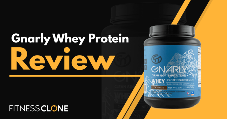 Gnarly Whey Protein Review – Is This Whey Protein A Healthy Choice?