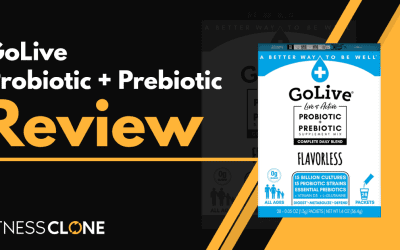 GoLive Probiotic + Prebiotic Review – Can It Support Your Gut Health?