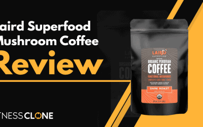 Laird Superfood Mushroom Coffee Review – Are Superfood Mushrooms Really That Healthy?