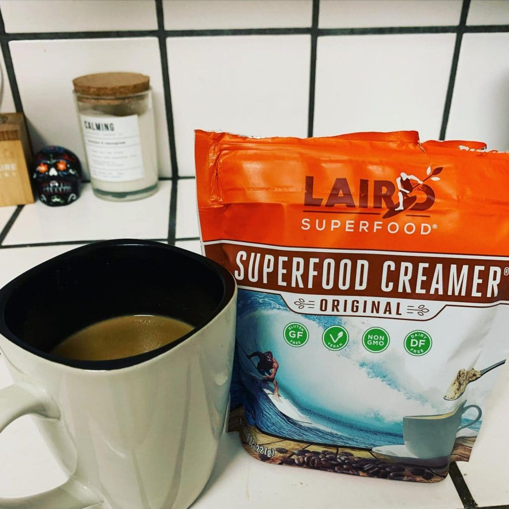 Laird Superfood Creamer Benefits