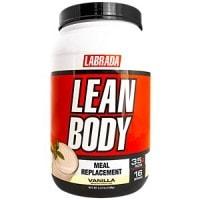 Lean Body protein supplement