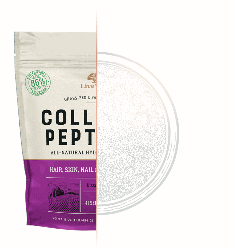 LiveWell Collagen Peptides Content