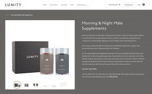 Lumity Website