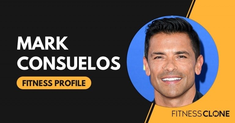 Mark Consuelos Workout and Diet