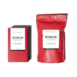 Sakara Metabolism Super Powder Supplement