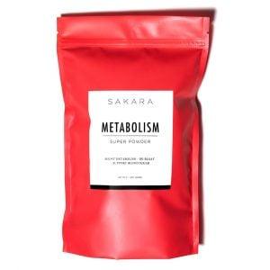 Sakara Metabolism Super Powder Pouch
